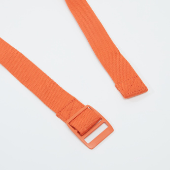 Textured Belt with Hook and Loop Closure
