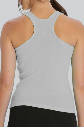 Jockey Plain Sleeveless Vest with Racerback