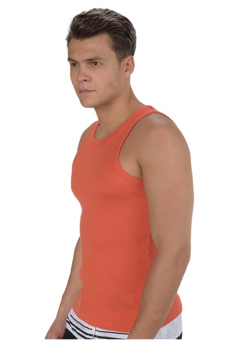 Solid Colour Vest