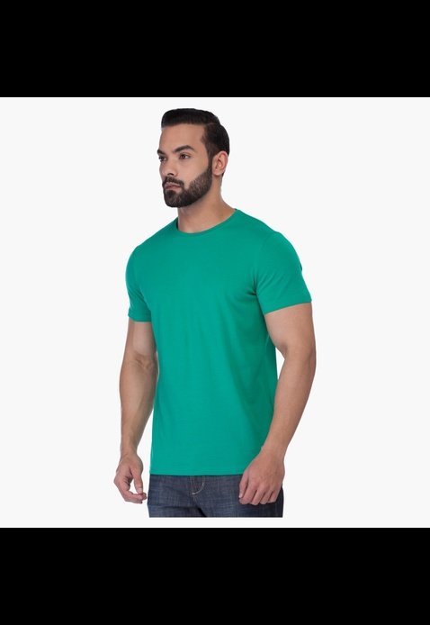 Short Sleeves Crew Neck T-shirt