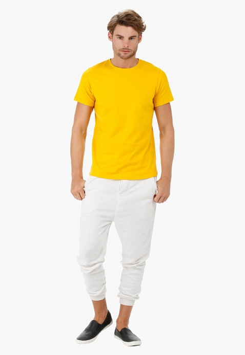 Short-sleeved Crew-neck T-shirt