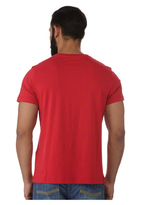 Basic Crew Neck Short Sleeve T-Shirt