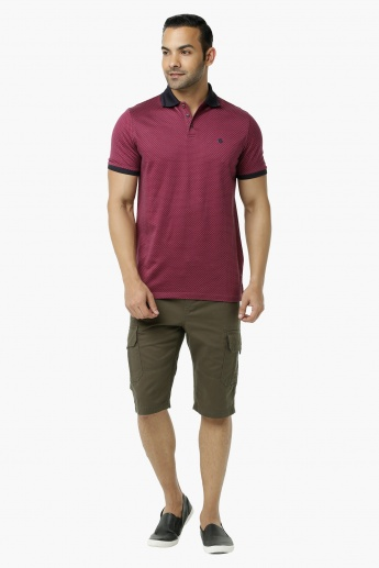 Chino Cargo Shorts in Regular Fit