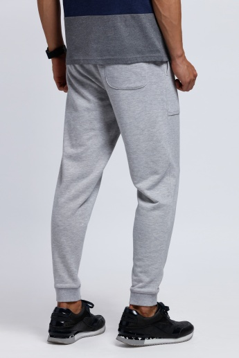 Full Length Joggers with Elasticised Waistband