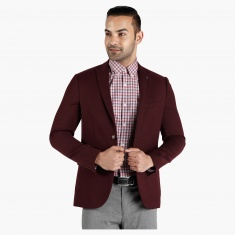 Slim Fit Textured Suit Jacket | Blazers | Coats & Jackets ...