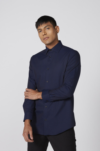 Long Sleeves Shirt and Complete Placket