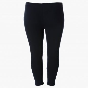 Cropped Leggings in Slim Fit