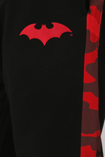 Sustainability Full Length Batman Printed Jog Pants