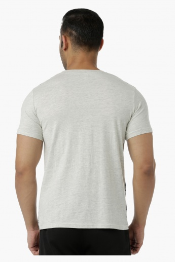 Casual T-Shirt in Regular Fit