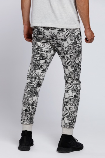 Hot Wheels Printed Full Length Pants