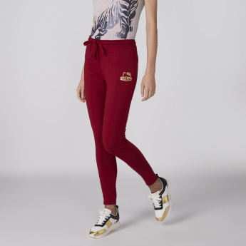 6be5ef42edc4b Hello Kitty Printed Full Length Pants with Elasticised Waistband | Joggers  | Bottoms | Basics | Regular | Women | Online Shopping at Centrepoint