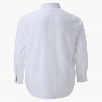Plus Size Formal Shirt