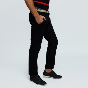 Full Length Trousers in Regular Fit