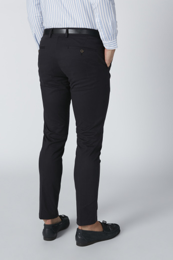 Pocket Detail Trousers in Slim Fit