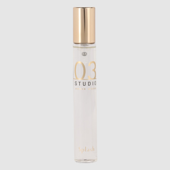 03 Studio Amber Wood Eau De Parfum for Men - 15 ml
