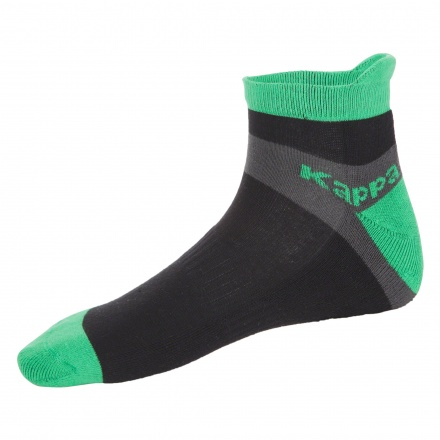 Kappa Printed Ankle Socks - Set of 3