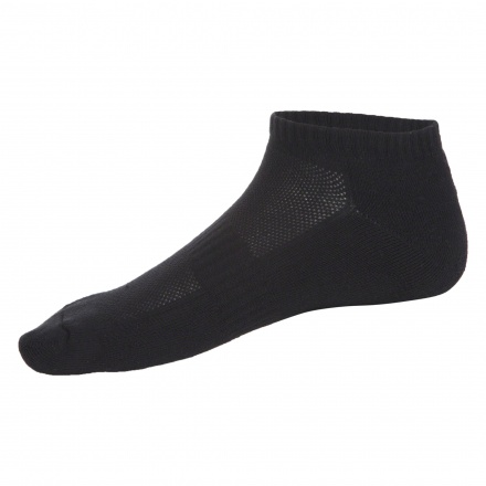 Mesh Ankle Socks - Set of 3