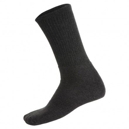 Solid Colour Crew Socks - Pack of 3